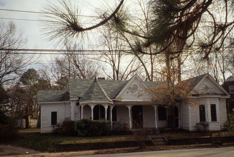 Plummer T. Hall House, 1994