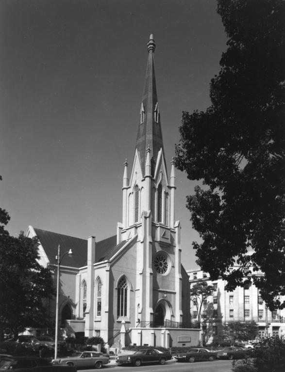 First Baptist Church, date unknown