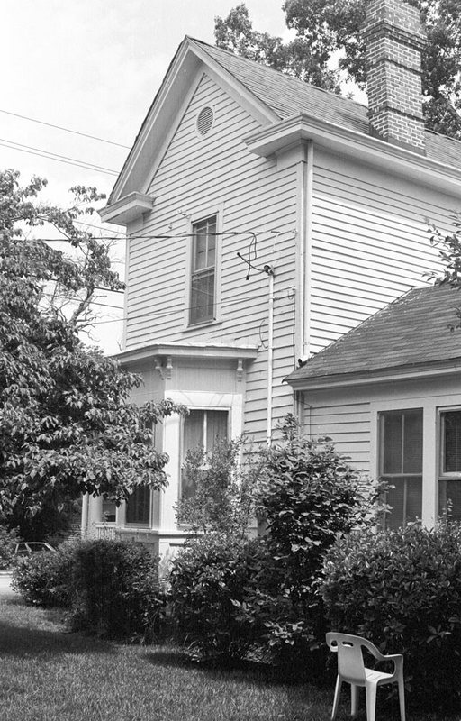 John T. and Mary Turner House, 2007