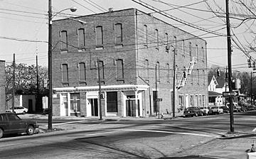 Masonic Temple, 1984
