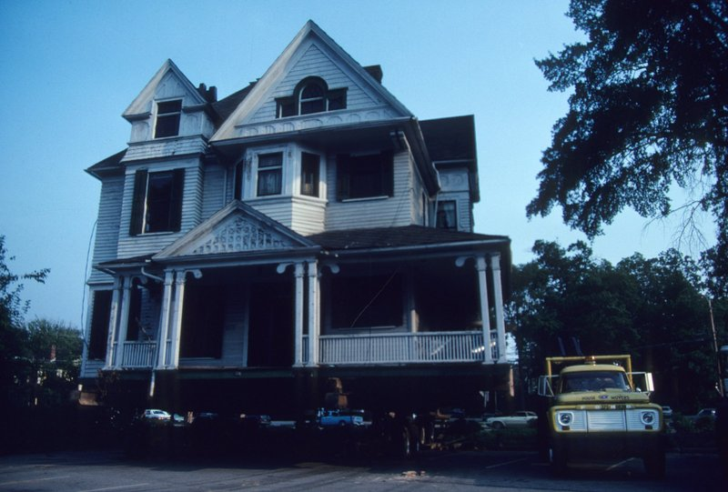 Marshall-Harris-Richardson House, 1985