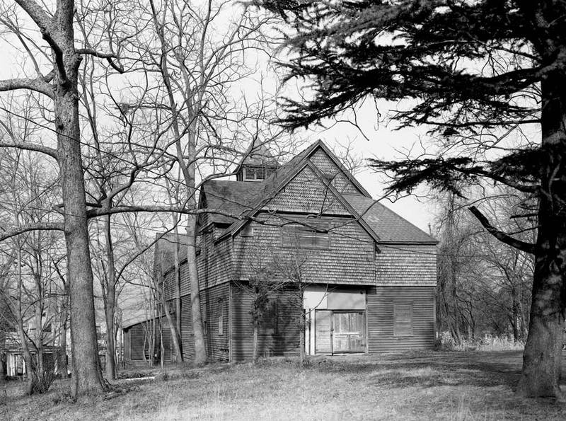 Tucker Carriage House, 1974