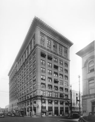 Odd Fellows Building,1940