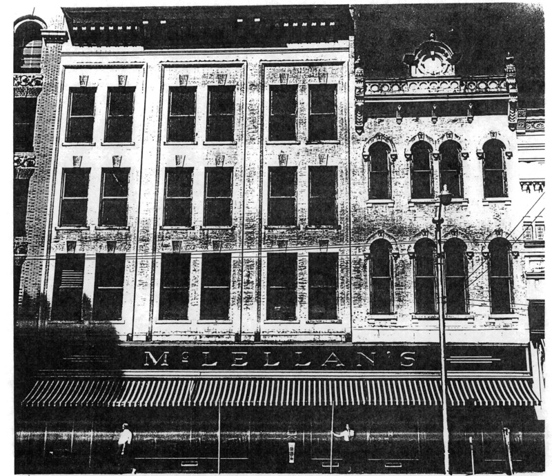 Carolina Trust/Mahler Buildings, date unknown