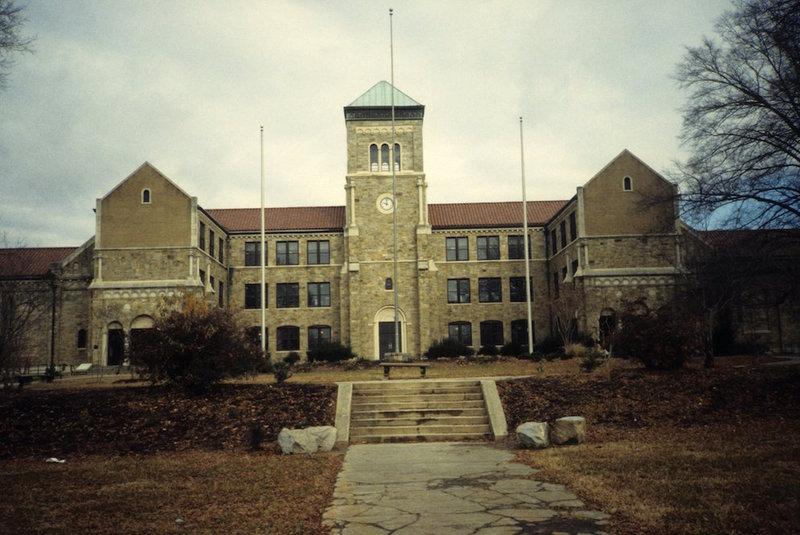 Needham Broughton High School, circa 1927 to 1929