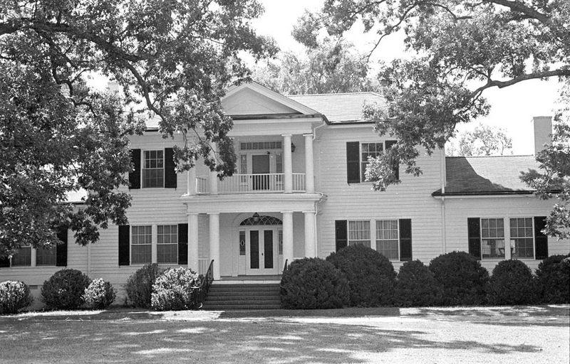 Pine Hall, 1973
