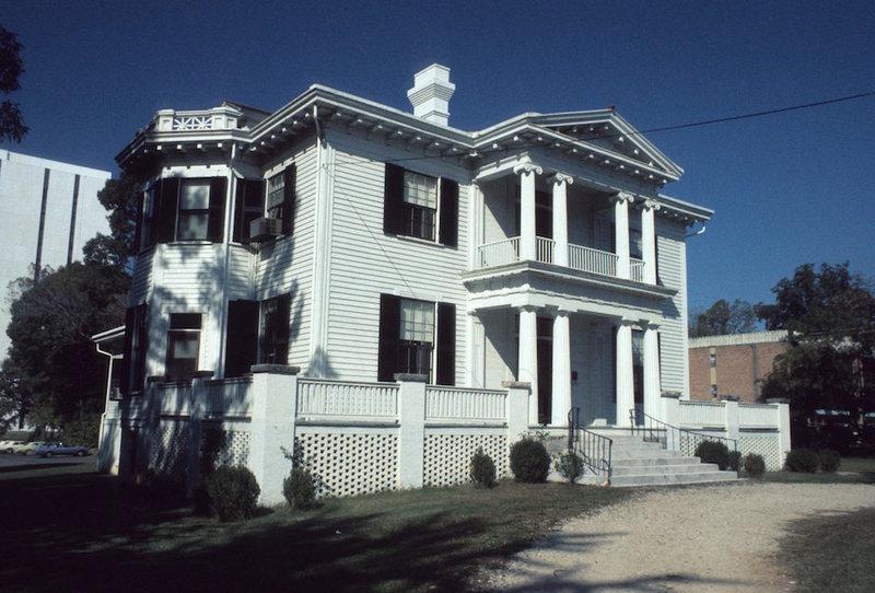 Lewis-Smith House, 1979