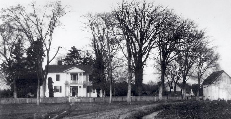 Oak View, prior to 1900