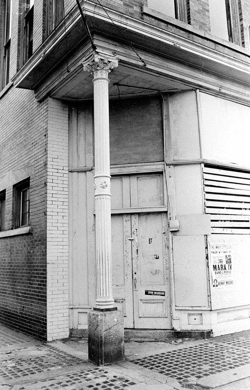 Montague Building, 1975