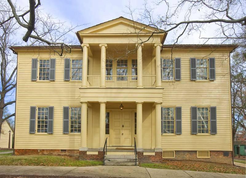 Mordecai House, 2009