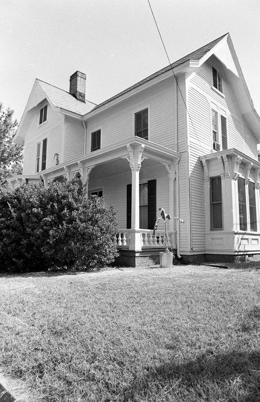 Gray-Fish-Richardson House, 1976