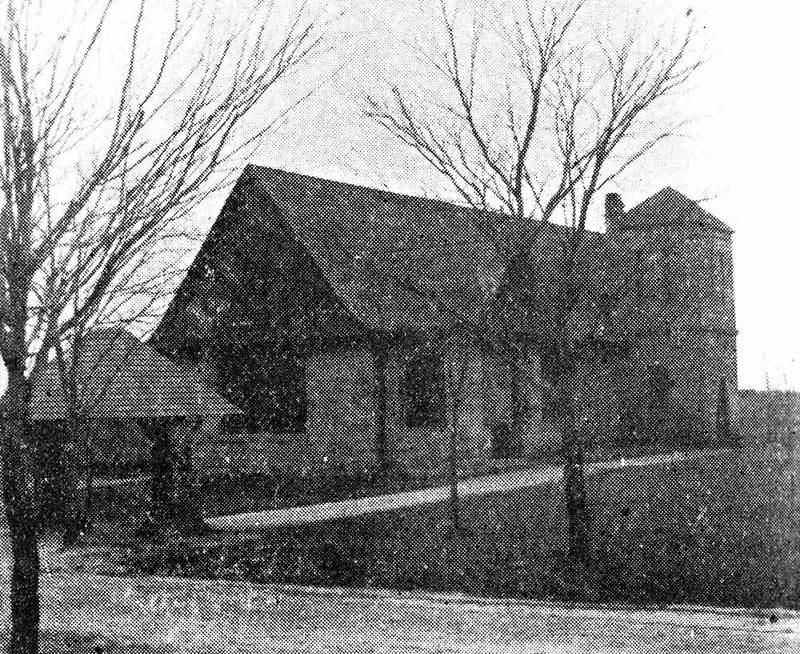 Chapel, St. Augustine College, ca. 1906