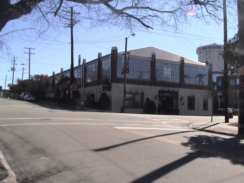 CP&L Car Barn and Automobile Garage, date unknown