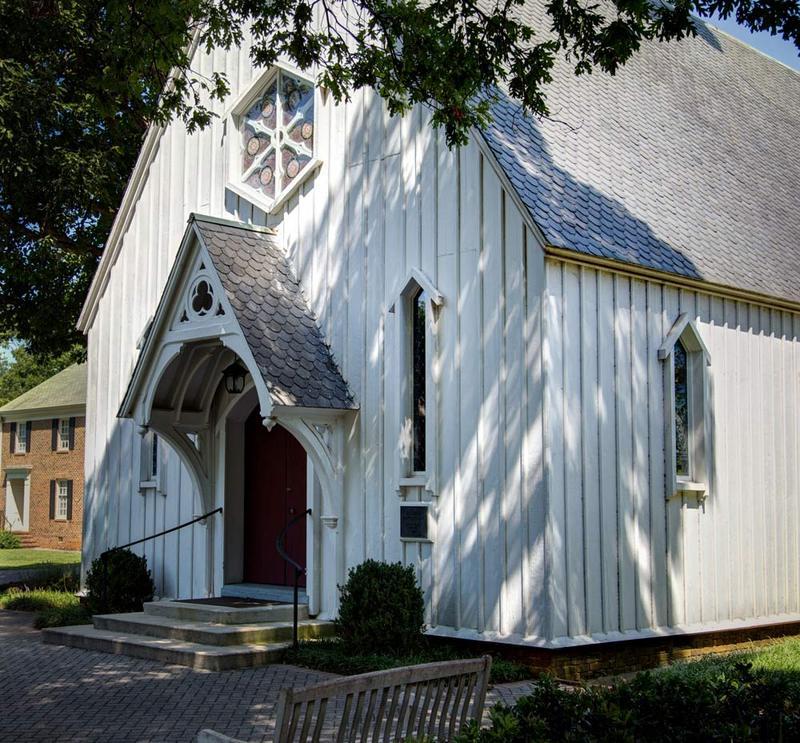 Chapel, St. Mary's School, 2013