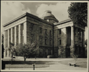 State Capitol, 1935-1938