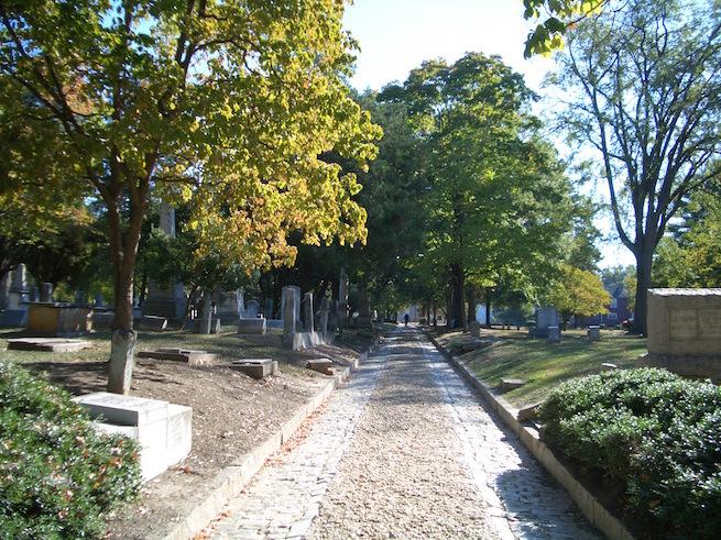 O'Rorke Catholic Cemetery
