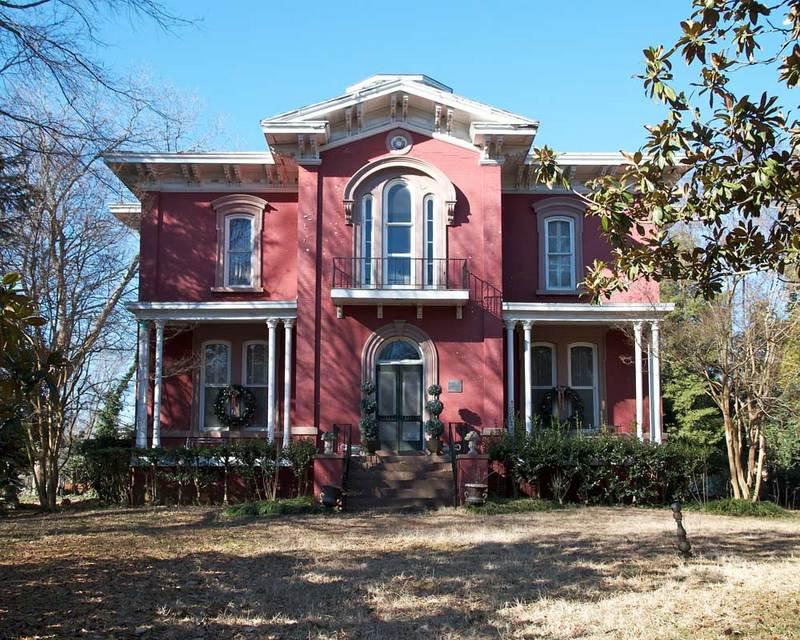 The Boylan Mansion, 2011