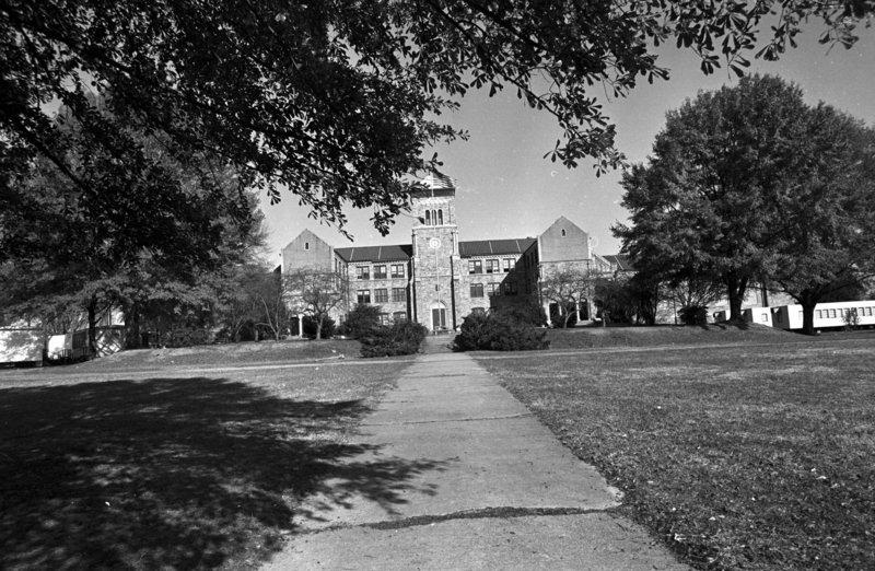 Needham B. Broughton High School, 1976