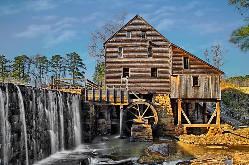 Yates Mill, 2009