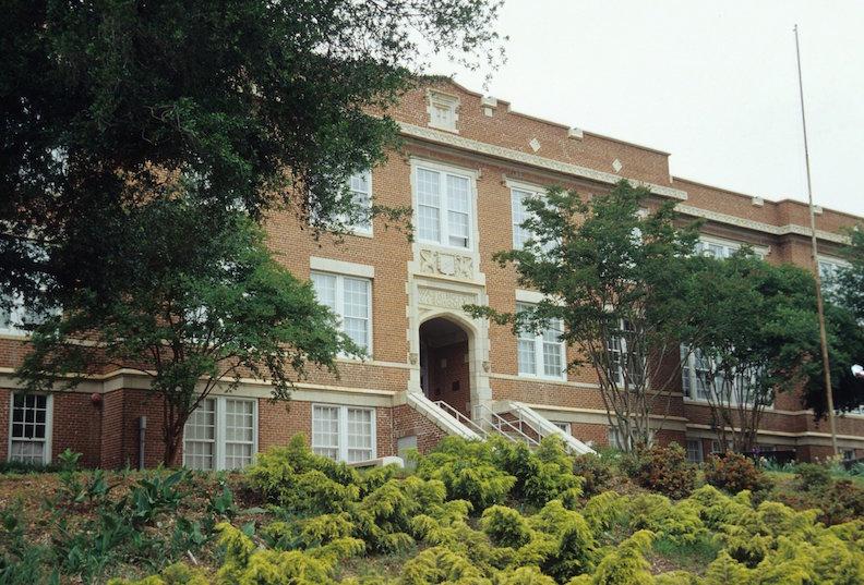 Washington Graded and High School, circa 2001