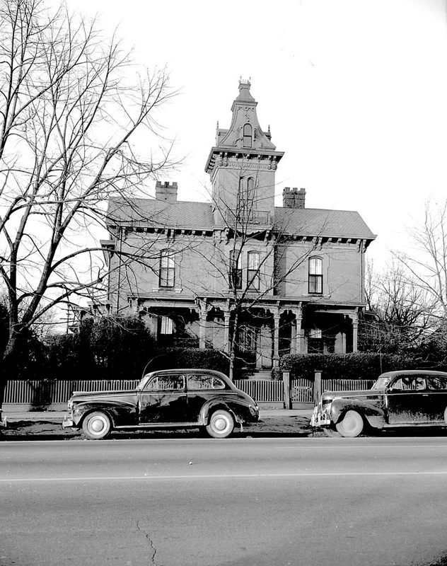 Dodd-Hinsdale House, date unknown