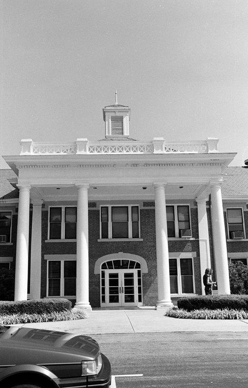 Wake County Home, 1990