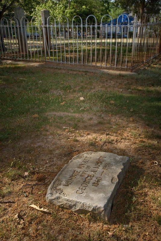 O'Rorke Cemetery, 2010