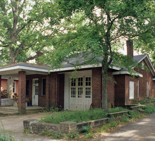 Glenwood Fire Station, 1980s