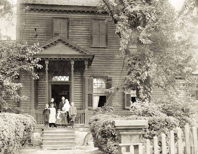 White-Holman House, c.1892
