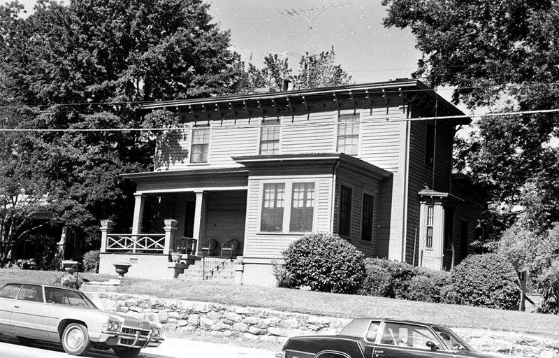 Rogers-Bagley-Daniels-Pegues House, 1978