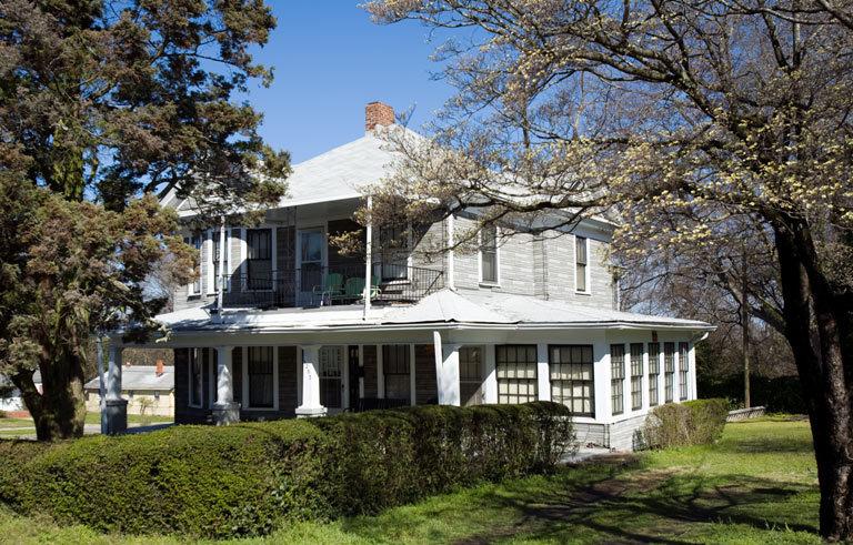 David and Ernestine Weaver House, 2009