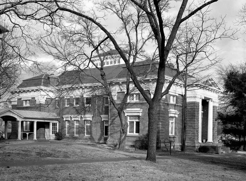 Eliza Battle Pittman Auditorium, 1976