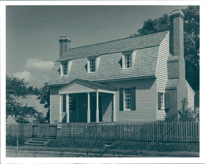 Joel Lane House, date unknown