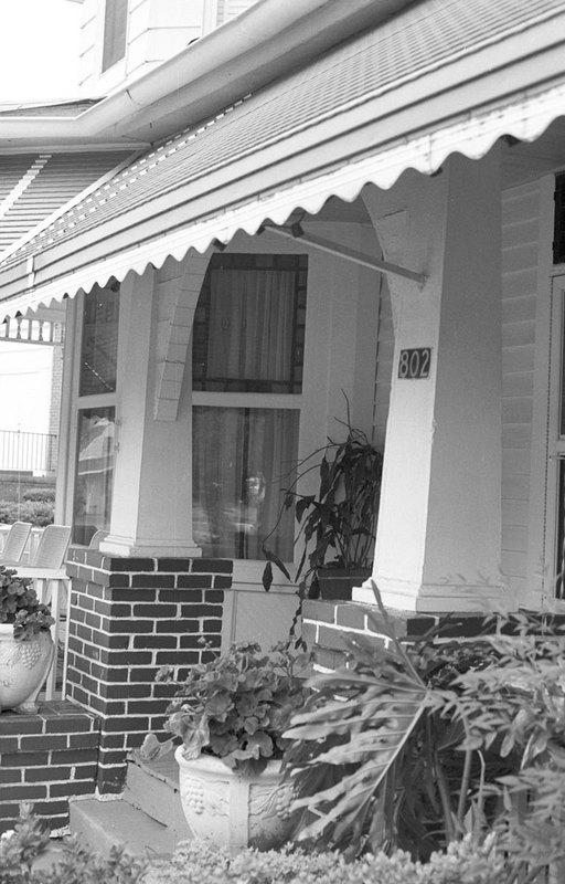 Willis Graves House, 2006