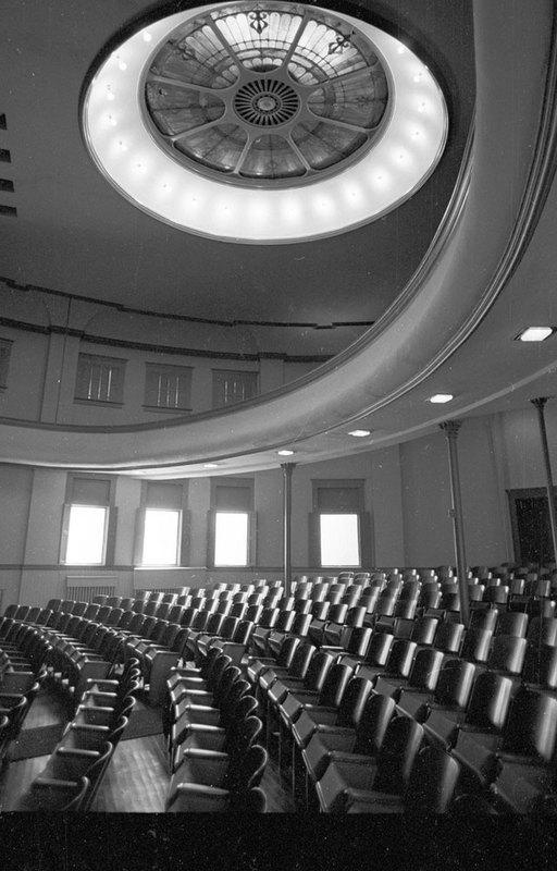 Eliza Battle Pittman Auditorium, 1976