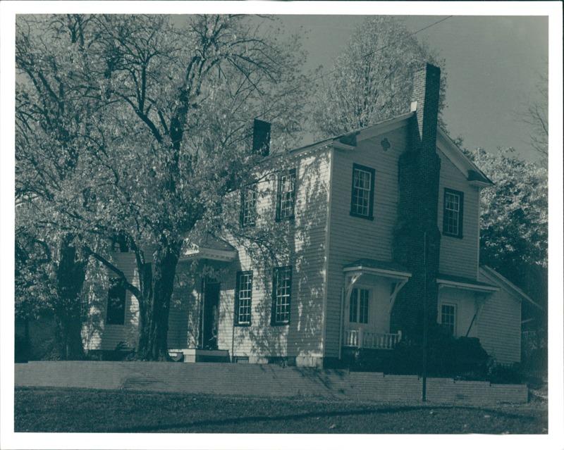 White-Holman House, date unknown