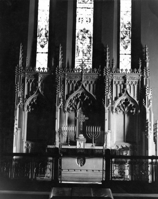 Christ Episcopal Church, 1965