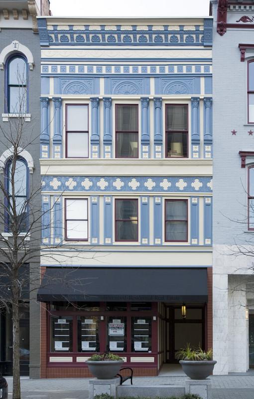 Lumsden-Boone Building, 2009
